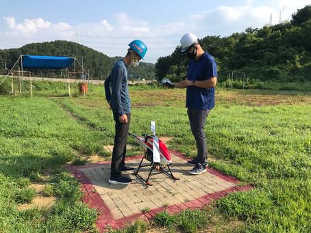무인헬리콥터 3종 실기교육 / 대전 드론미디어 무인항공교육원_210810