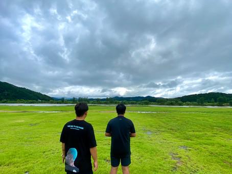 [Team꾸러기]즐거운 비행장 풍경_부여 구드래_무인헬리콥터교육(2020.08.29)