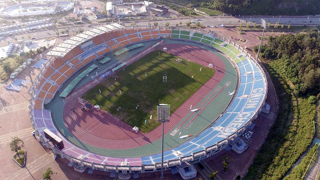 2016 춘천 드론레이스 월드컵 대회