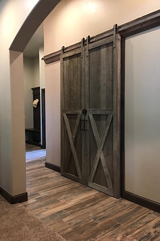 Custom Barn Door