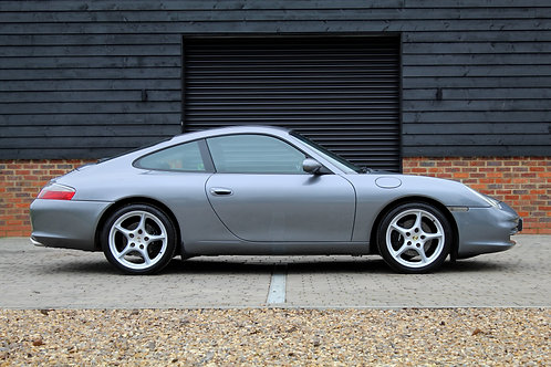 Porsche 911 996 Carrera Manual - SOLD
