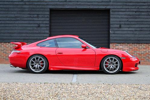 Porsche 911 996 Carrera Manual - Engine Rebuilt
