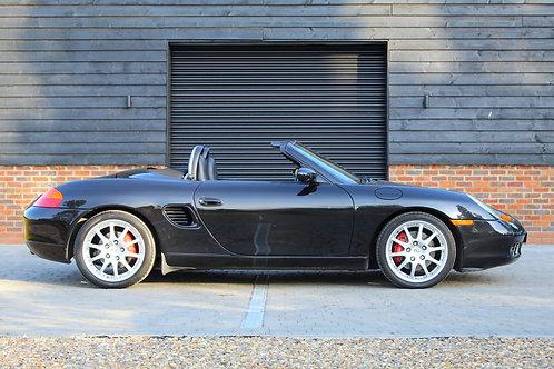 Porsche Boxster S Tiptronic - SOLD