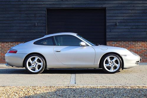 Porsche 911 996 Carrera Tiptronic - SOLD