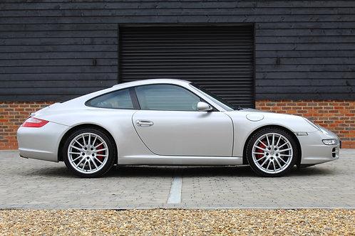 Porsche 911 997 Carrera S Tiptronic - SOLD