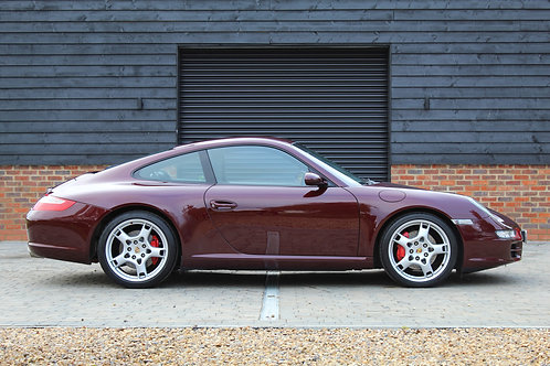 Porsche 911 997 Carrera S Manual - SOLD