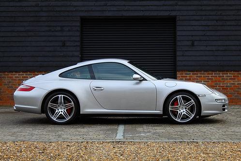 Porsche 911 997 Carrera 4S Manual - SOLD