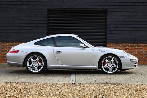 Porsche 911 997 Carrera S Manual - SOLD