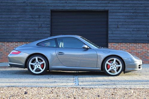 Porsche 911 997 Carrera S Manual - RESERVED
