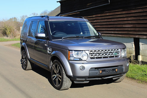 LandRover Discovery HSE Luxury - SOLD