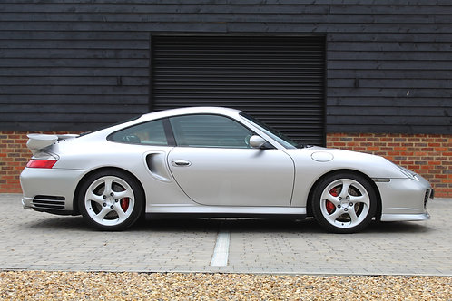 Porsche 911 996 Turbo Manual - SOLD