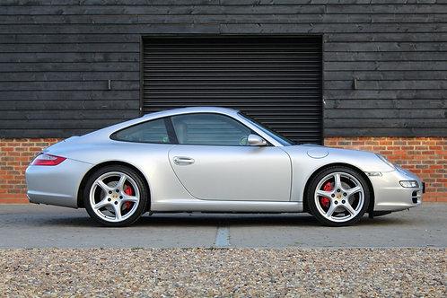 Porsche 911 997 Carrera S Manual - Hartech Rebuild