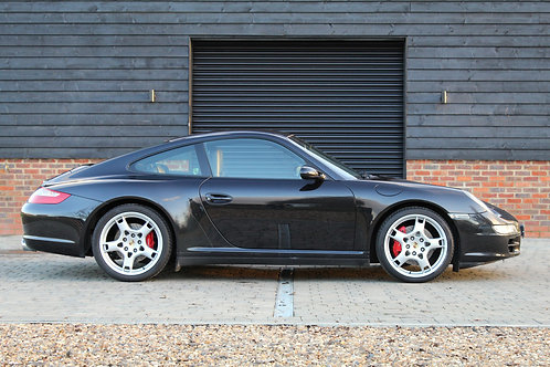 Porsche 911 997 Carrera 4S Manual - SOLD