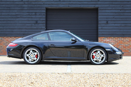 Porsche 911 997 Carrera S Manual - IMS Done
