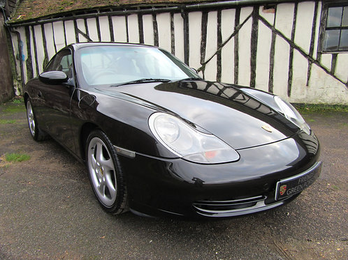 Porsche 911 996 Carrera Manual - SOLD