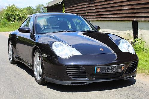 Porsche 911 996 Carrera 4S Manual - SOLD