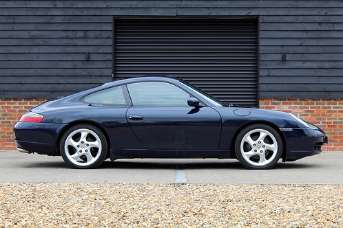 Porsche 911 996 Carrera Manual - IMS Done