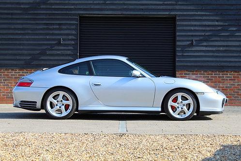 Porsche 911 996 Carrera 4S Tiptronic - IMS Done