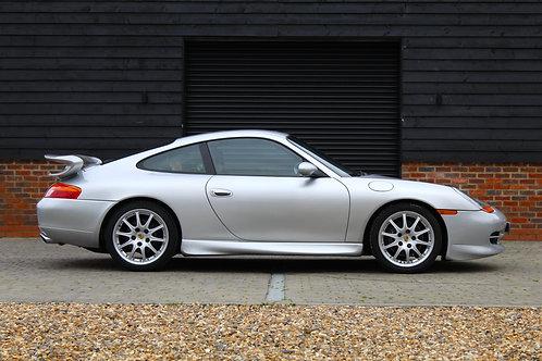 Porsche 911 996 Carrera Manual - IMS Done