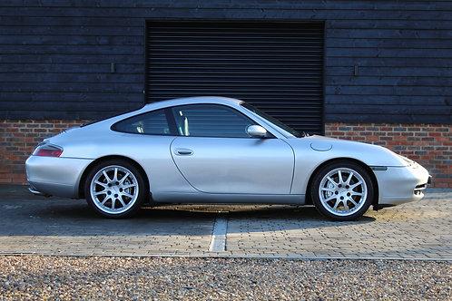 Porsche 911 996 Carrera 4 Manual - SOLD