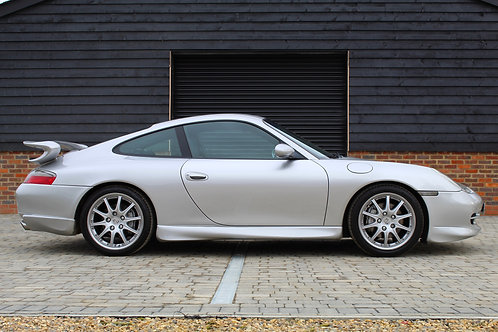 Porsche 996 Carrera 4 Manual - SOLD