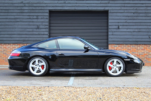 Porsche 911 996 Carrera 4S Manual - SOLD
