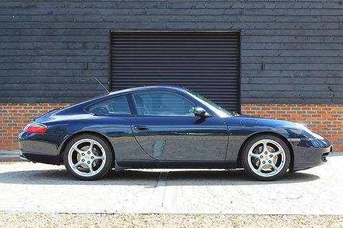 Porsche 911 996 Carrera Manual -SOLD
