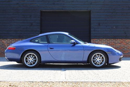 Porsche 996  Carrera Manual - SOLD
