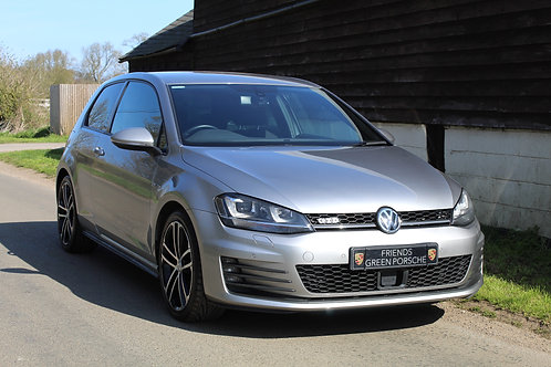 Volkswagen Golf GTD - SOLD