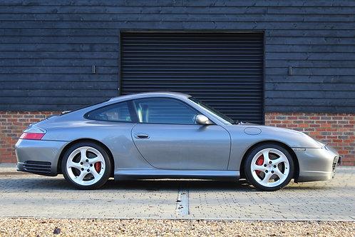 Porsche 911 996 Carrera 4S Manual - RESERVED