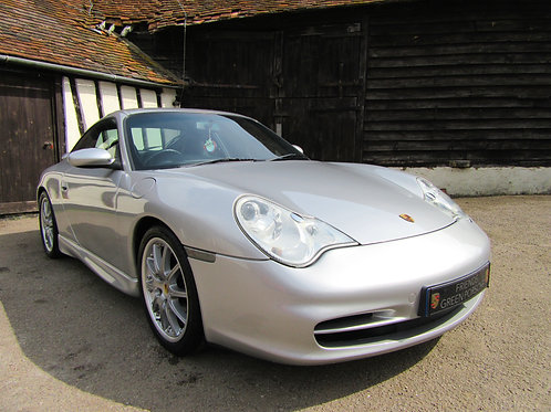 Porsche 996 Carrera 4 Manual - SOLD