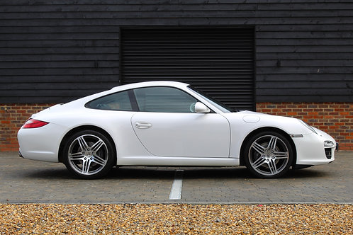 Porsche 911 997 Carrera Manual - SOLD