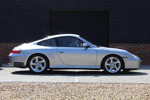 Porsche 911 996 Carrera 4S Manual -SOLD