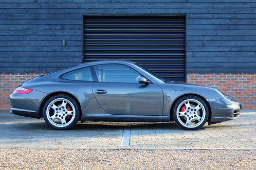 Porsche 911 997 Carrera Manual - RESERVED
