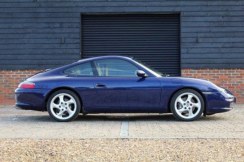 Porsche 911 996 Carrera Manual - RESERVED
