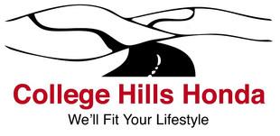 College Hills Honda logo
