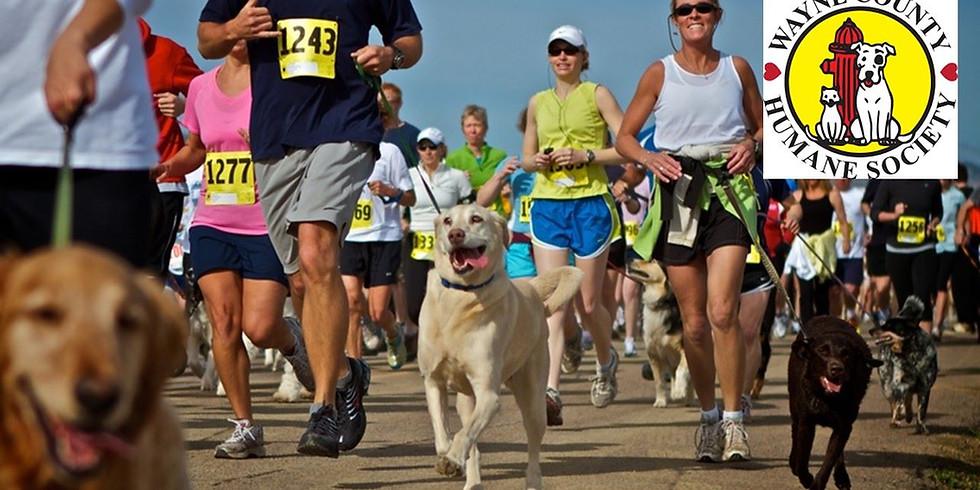First-Ever 5K Dog Walk/Run to Benefit WCHS