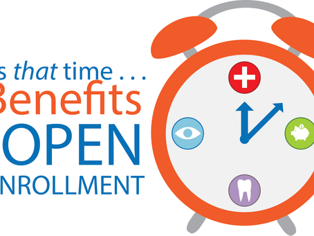 Open Enrollment Season is Almost Here, What's Different This Year?