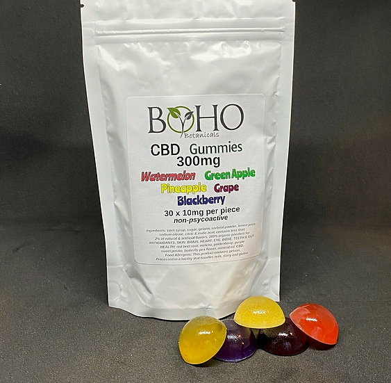 Gummies - 300mg (30 pieces x 10mg)