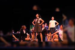 Contemporary dance classes!
