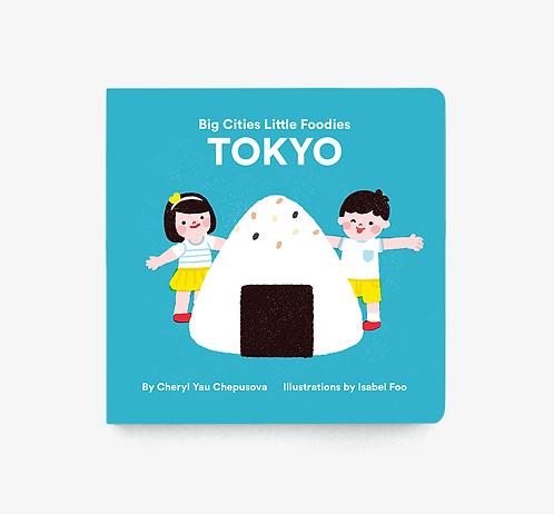 Big Cities Little Foodies - Tokyo