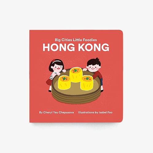 Big Cities Little Foodies - Hong Kong