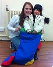 Katy Brown Story Sock