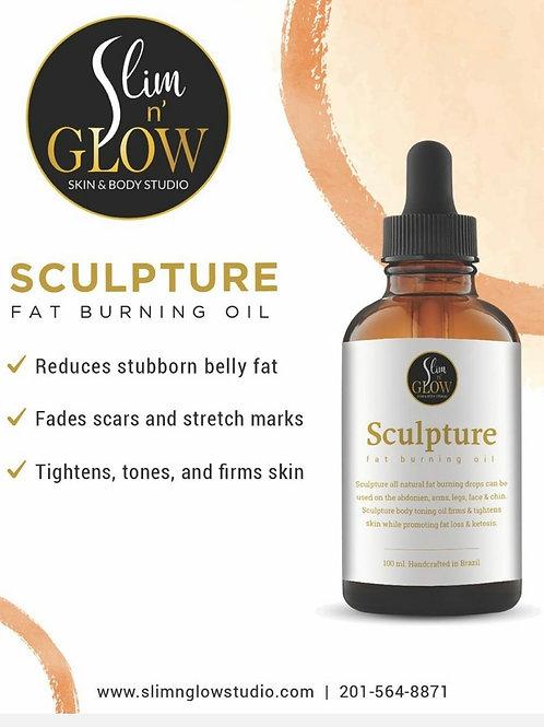 Sculpture -Fat Burning Oil