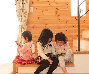 諫早市の工務店スマイフルホームで新築した長崎の注文住宅の家族