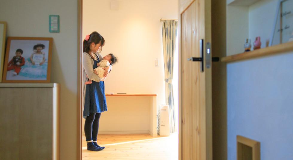 諫早市の工務店スマイフルホームで新築した長崎の注文住宅のイメージ