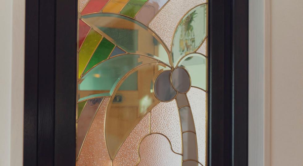 諫早の工務店スマイフルホームで新築した島原の注文住宅ステンドグラス