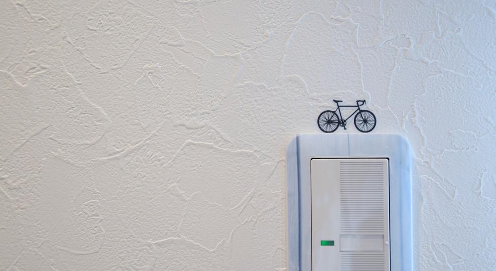 諫早市の工務店スマイフルホームで新築した長崎の注文住宅のスイッチ