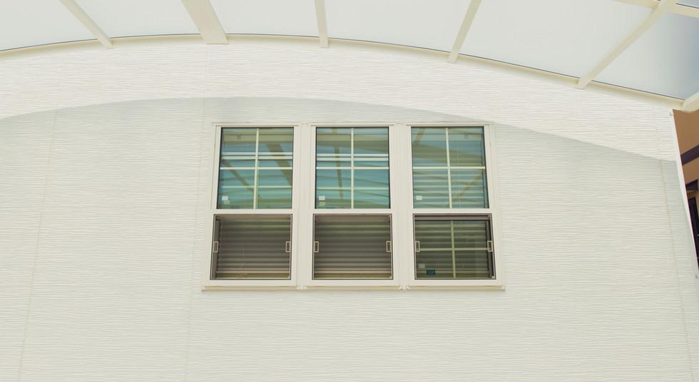 諫早市の工務店スマイフルホームで新築した長崎の注文住宅の窓