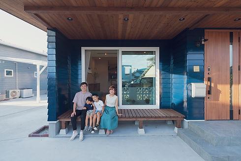 諫早市の工務店スマイフルホームで新築した長崎の注文住宅の家